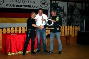 Preisverleihung Reddighausen