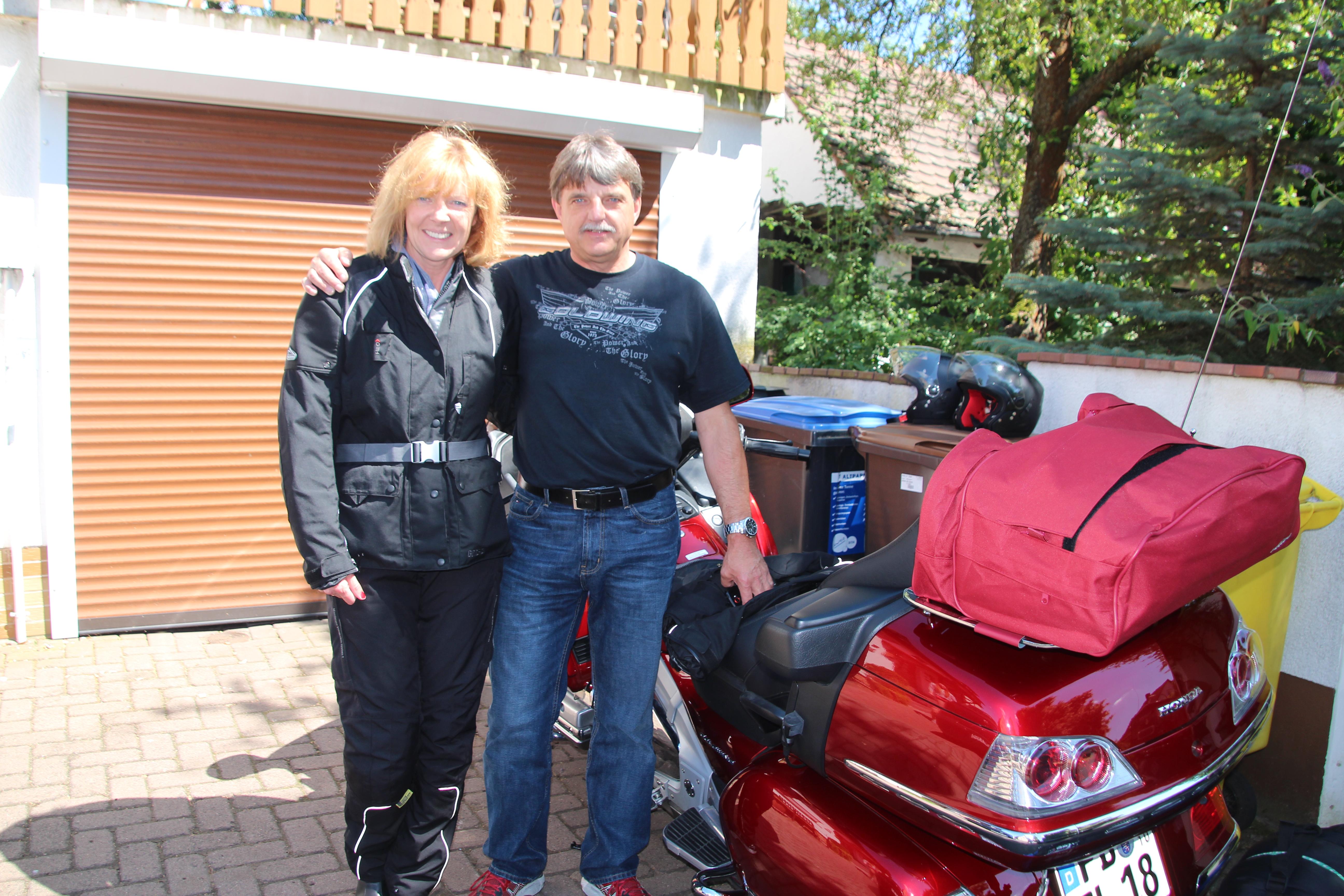 Andrea + Holger Hornung